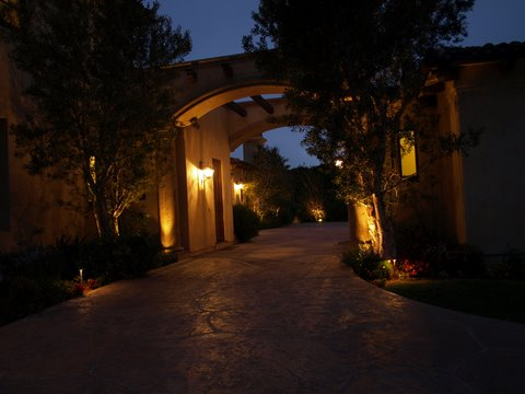 Lake Sherwood Exterior Lighting Modern Outdoor  Lighting