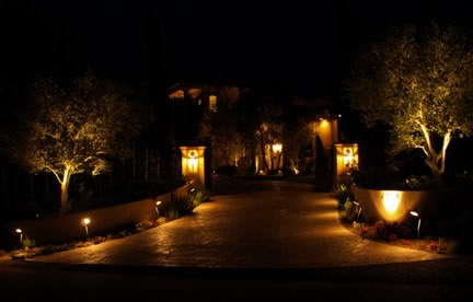 Lake Sherwood Exterior Lighting Lighting Fixtures