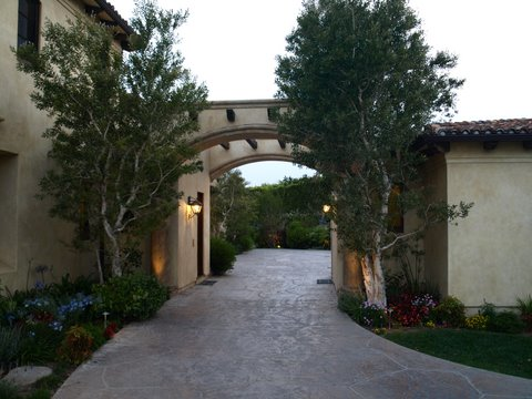 Lake Sherwood Exterior Lighting Landscape Lighting